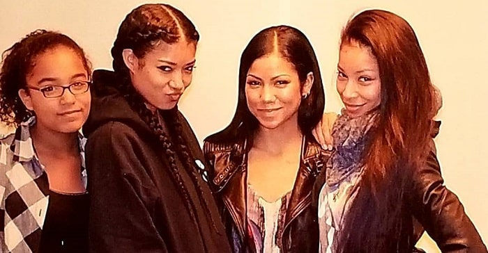 Meet Dio Chilombo – Jhené Aiko's Sibling Sister
