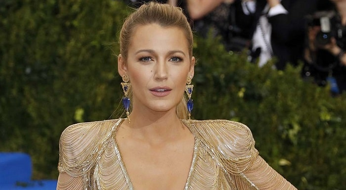 Blake Lively's All Temporary Tattoos and Meaning With It's Pictures