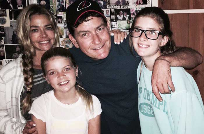 Facts About Lola Rose Sheen - Charlie Sheen's Daughter With Ex-Spouse Denise Richards