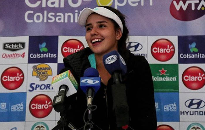 Facts About Maria Camila Osorio Serrano - Colombian Tennis Player