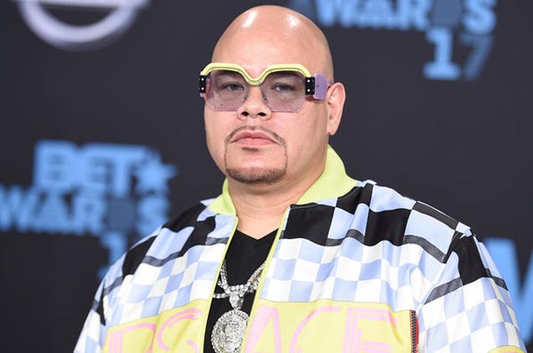 A picture of Fat Joe.