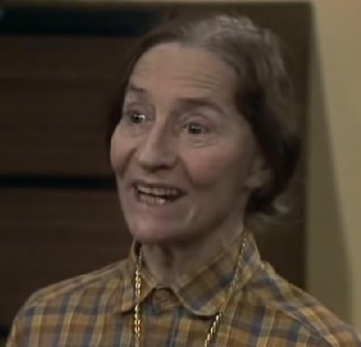 A Picture of Alethca McGrath in the television series Prisoner.