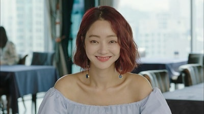 A picture of Seo Hyo-rim in What's wrong with Secretary Kim.