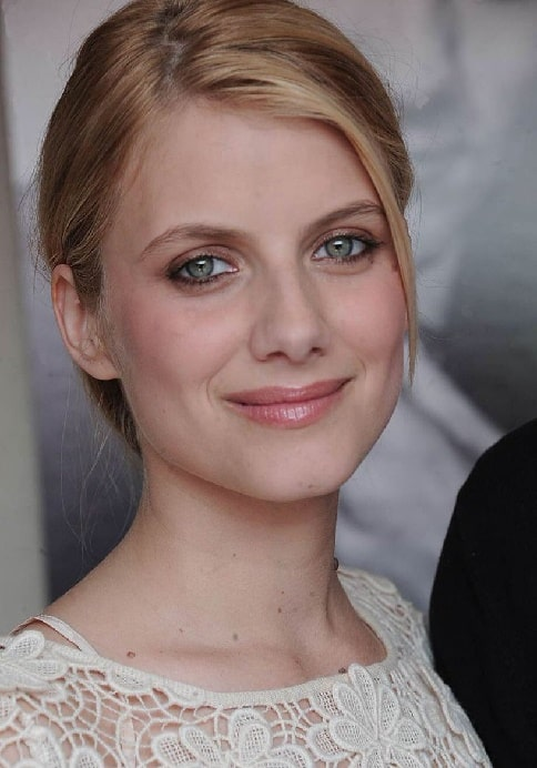 A Picture of Melanie Laurent.
