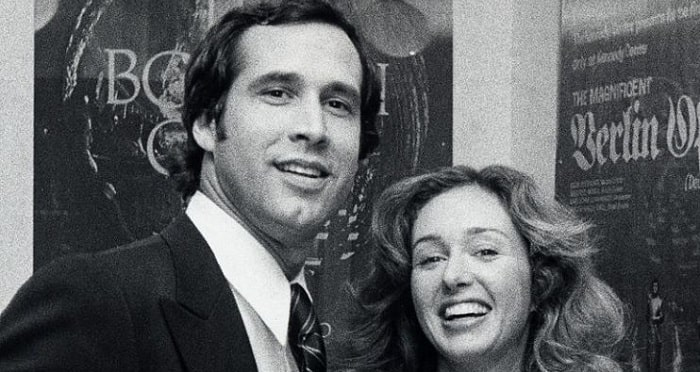 Meet Jacqueline Carlin – Former Actress and Ex-Wife of Chevy Chase