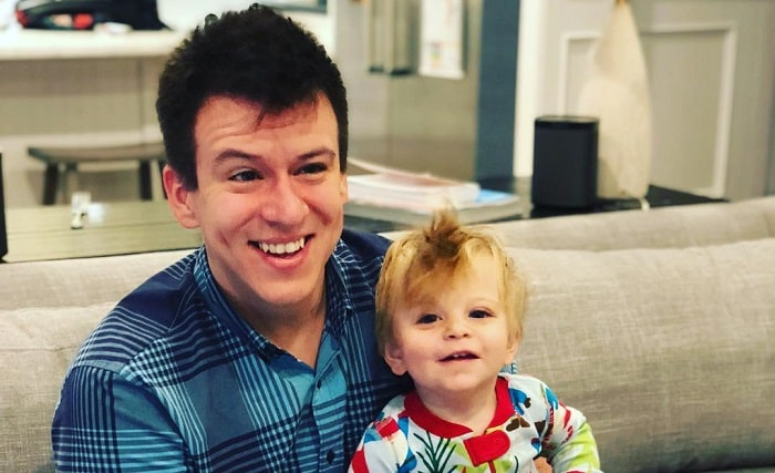 Meet Carter William DeFranco – YouTuber Philip DeFranco's Son With Wife Lindsay Jordan Doty