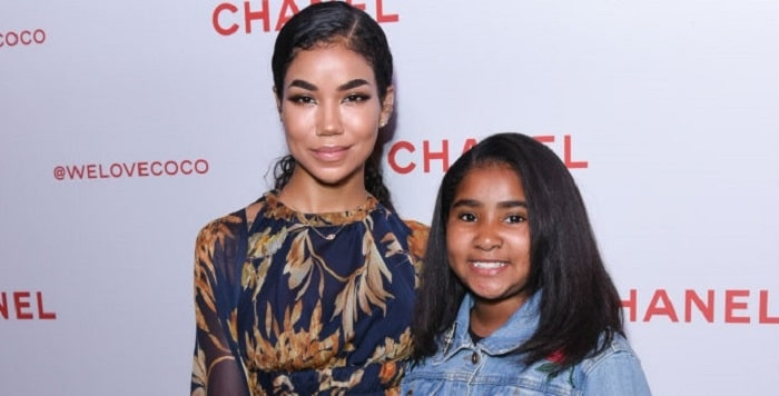 Meet Namiko Love Browner - Jhené Aiko's Daughter With Singer O'Ryan
