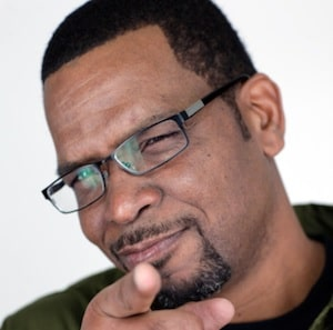 A picture of Luther Campbell smiling.