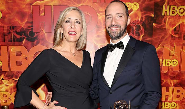 Facts About Martel Thompson – Tony Hale's Wife and Make Up Artist