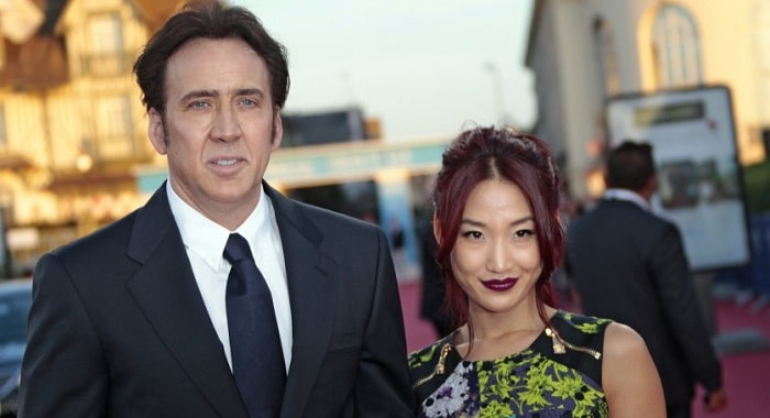 Meet Alice Kim – Nicolas Cage's Ex-Wife and Mother of His Son