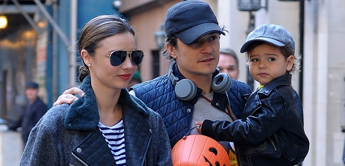 Flynn Christopher Bloom - Orlando Bloom and Miranda Kerr's Son Flynn Christopher Bloom