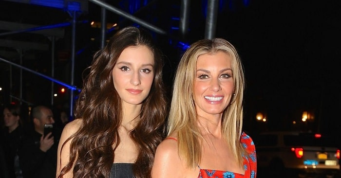 Get to Know Audrey Caroline McGraw - Faith Hill's Daughter With Husband Tim McGraw