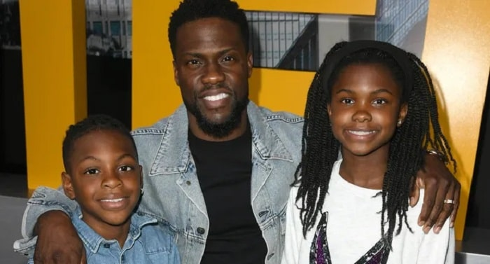 Get To Know Heaven Hart - Kevin Hart's Eldest Daughter With Ex-Wife Torrei Hart