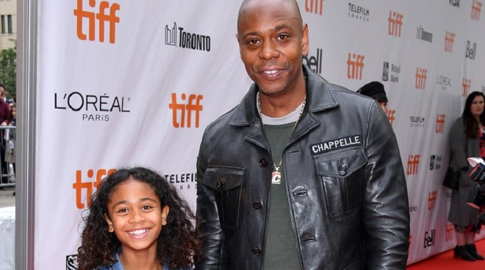 Sonal Chappelle - Dave Chappelle's Youngest Daughter With Elaine Chappelle