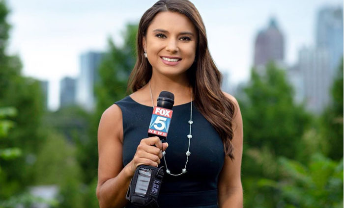 Meet Natalie Fultz - The Gorgeous News Reporter From FOX 5 Atlanta