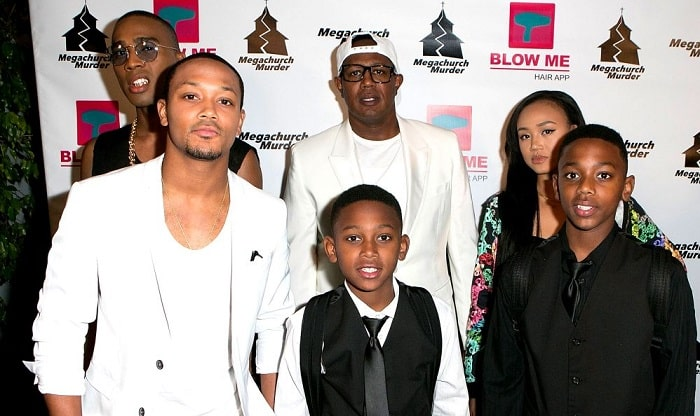 Meet Master P's all Nine Children - Four Daughters and Five Son