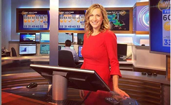 Meet Sarah Wroblewski - American Meteorologist From Boston 25 News