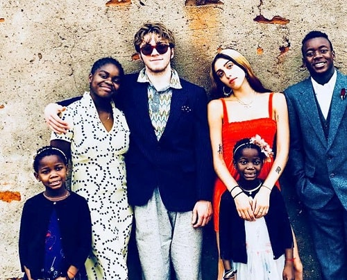 Get To Know David Banda Mwale Ciccone Ritchie Madonna S Adopted Son With Guy Ritchie Glamour Path He and wife madonna adopted a boy from malawi, david banda mwale ciccone. know david banda mwale ciccone ritchie