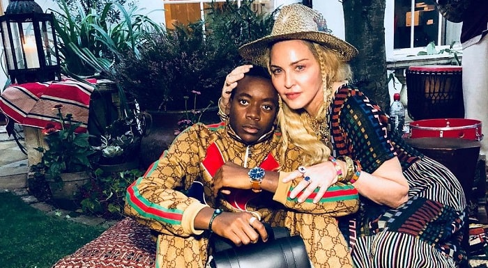 Know David Banda Mwale Ciccone Ritchie - Madonna's Adopted Son With Guy Ritchie