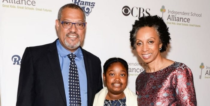 Know Delilah Fishburne - The Super Cute Daughter of Laurence Fishburne and Gina Torres