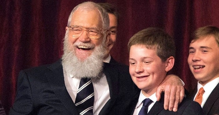 Know Harry Joseph Letterman - David Letterman's Son Who Was Nearly Kidnapped