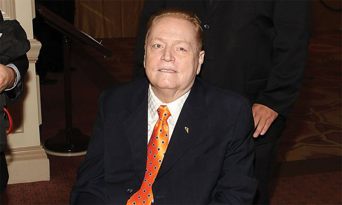 Larry Flynt's $500 Million Net Worth - Business Magnate and Owner of Hustle Magazine
