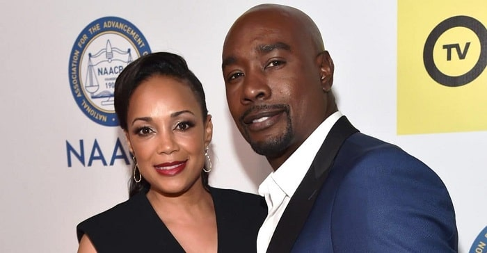 Get to Know Pam Byse – Morris Chestnut's Wife and Mother of His Two Kids