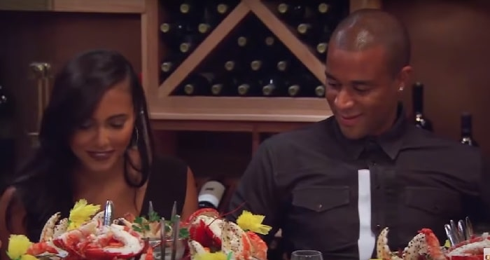 Shaniece Surprises Her Boyfriend with a Birthday Party