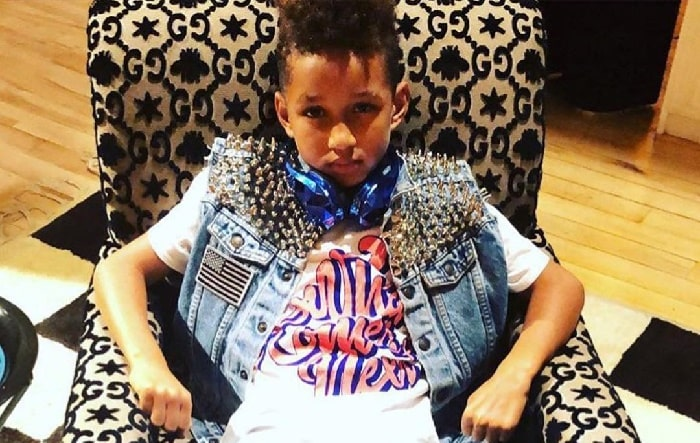 Alicia Key's Son Egypt Daoud Dean With Husband Swizz Beatz - Photos and Facts