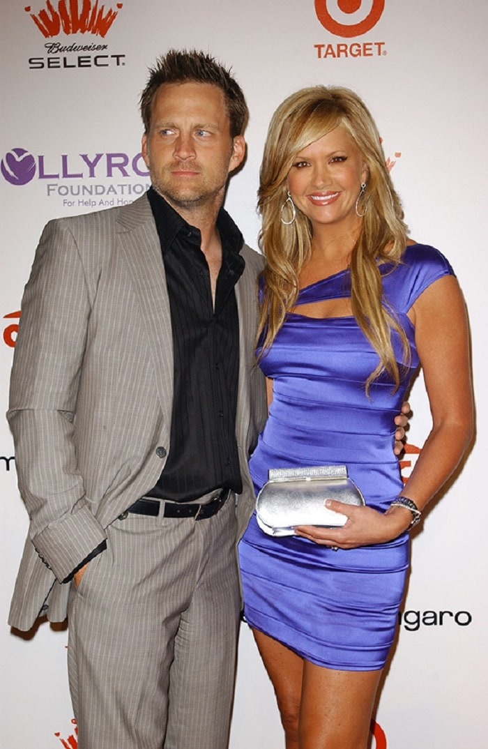 Ashby's divorced parents- Keith Zubulevich and Nancy O'Donnell.