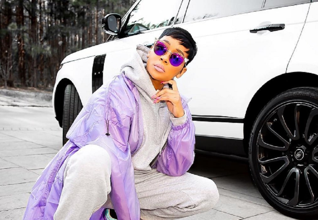 Monica Brown's Instagram Shows Her Love For Family and Cool Outfits
