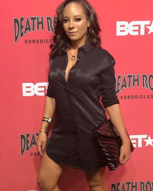 A picture of Aja Metoyer.