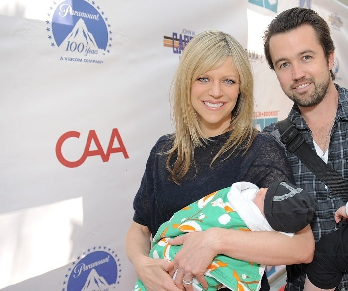 Meet Rob McElhenney's Son Leo Grey McElhenney With Wife Kaitlin Olson – Pictures and Facts