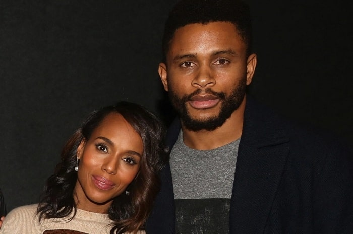 Meet Kerry Washington's Son Kelechi Asomugha With Husband Nnamdi Asomugha – Pictures and Facts