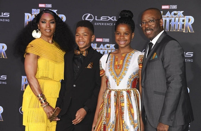 Angela Basset and Courtney B. Vance's Son Slater Vance - Photos and Facts