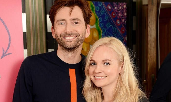 Meet Doris Tennant - Georgia Moffett's Daughter With Husband David Tennant