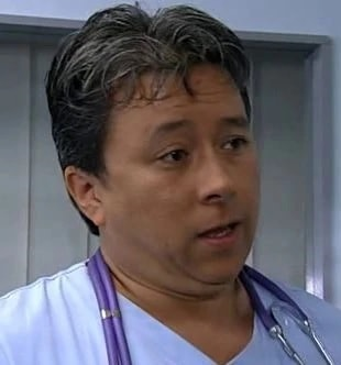 A picture of Paul Courtenay Hyu as Doctor Haruka Deep-Ando in the TV series 'Doctor Who'.
