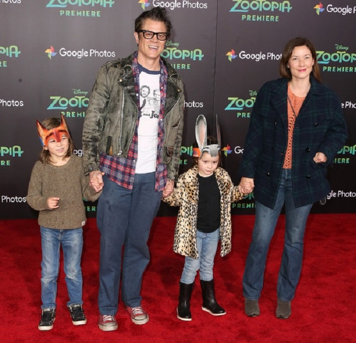 The Knoxville Family at the premiere of Zootopia.