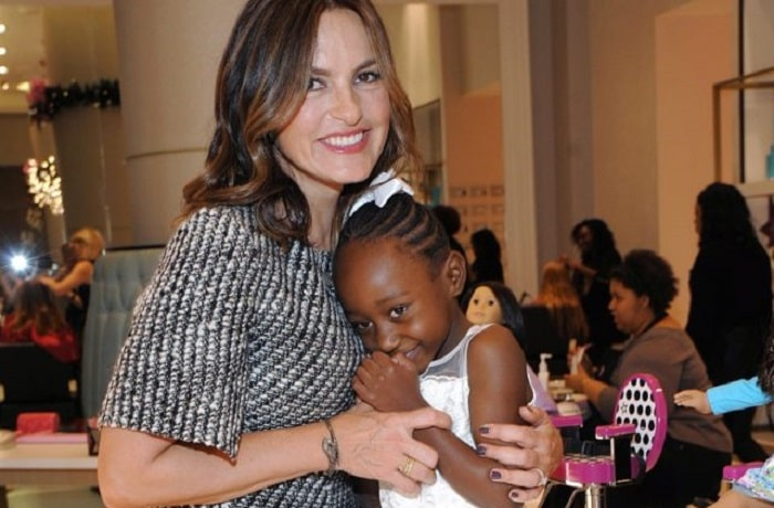 Amaya Josephine Hermann – Mariska Hargitay's Daughter With Husband Peter Hermann
