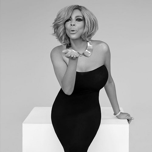 A picture of Wendy Williams.