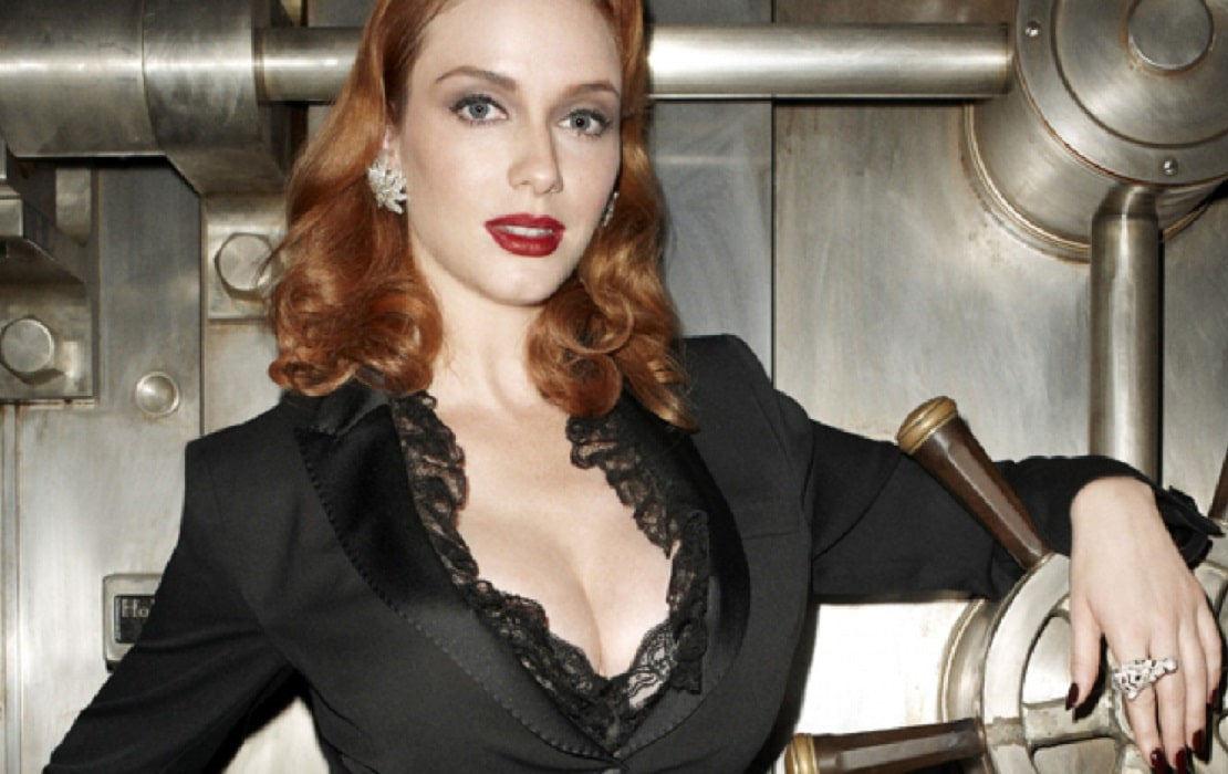 Christina Hendricks Before She Was Famous – Young Photos and Facts