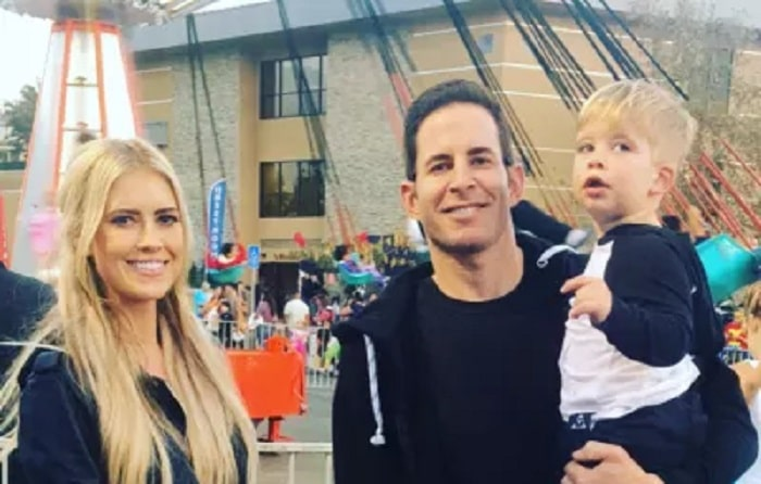 Brayden El Moussa – Tarek El Moussas's Son With Wife Christina El Moussa