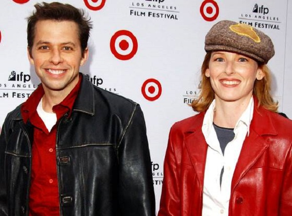 Jon Cryer and Sarah Trigger snapped in a film festival before they went for divorce.