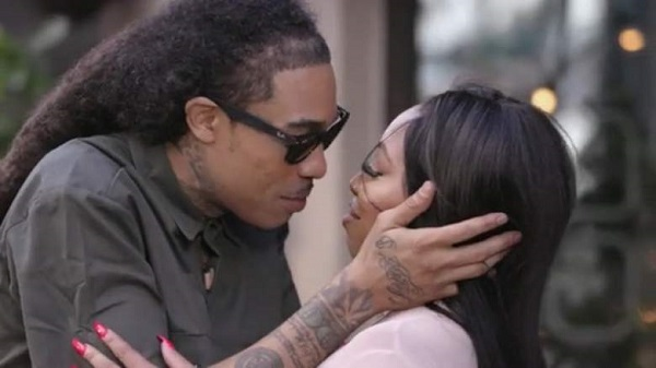 Keyara Stone dating gunplay
