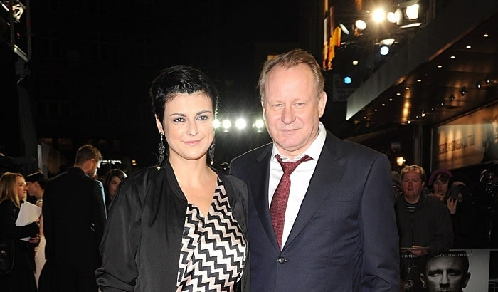 Megan Everett – Stellan Skarsgård's Wife and Baby Mother