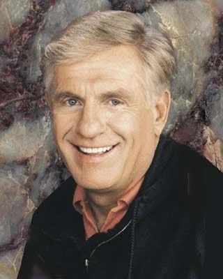 A picture of Kelly's father Jerry Van Dyke.