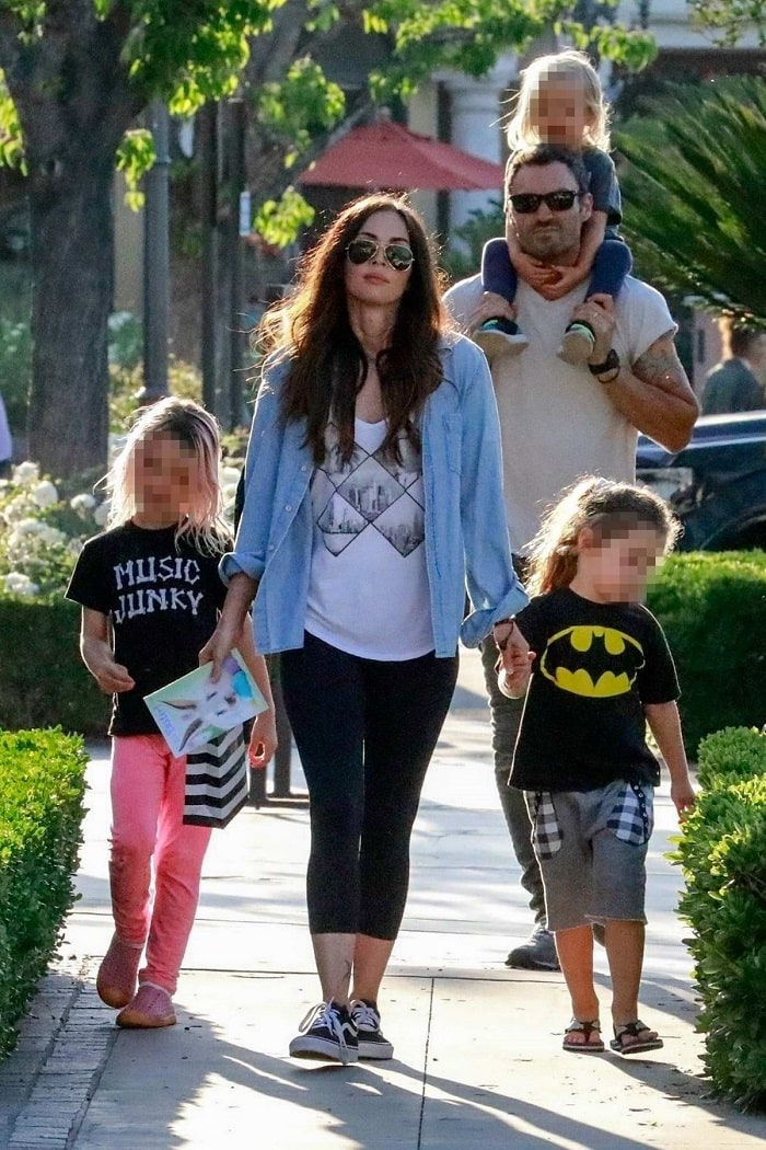 About Journey River Green - Megan Fox's Son With Husband ...