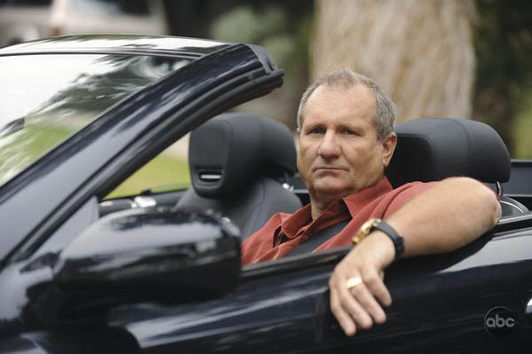 Ed O'Neill caught driving.