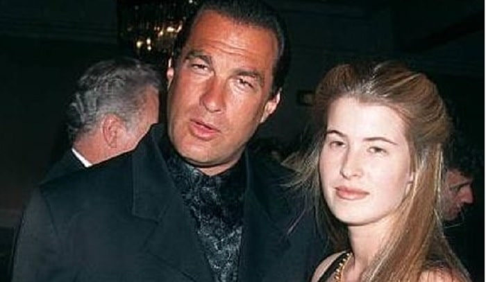 Savannah Seagal - Steven Seagal's Son With Ex-Girlfriend Arissa Wolf