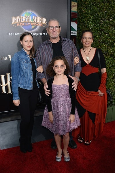 Claire bringing her dashing style along with her family at the Happy Potter Opening event.